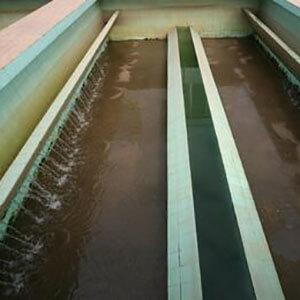 过滤池一般用几种级配的石英砂