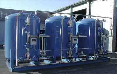 山东锅炉水处理